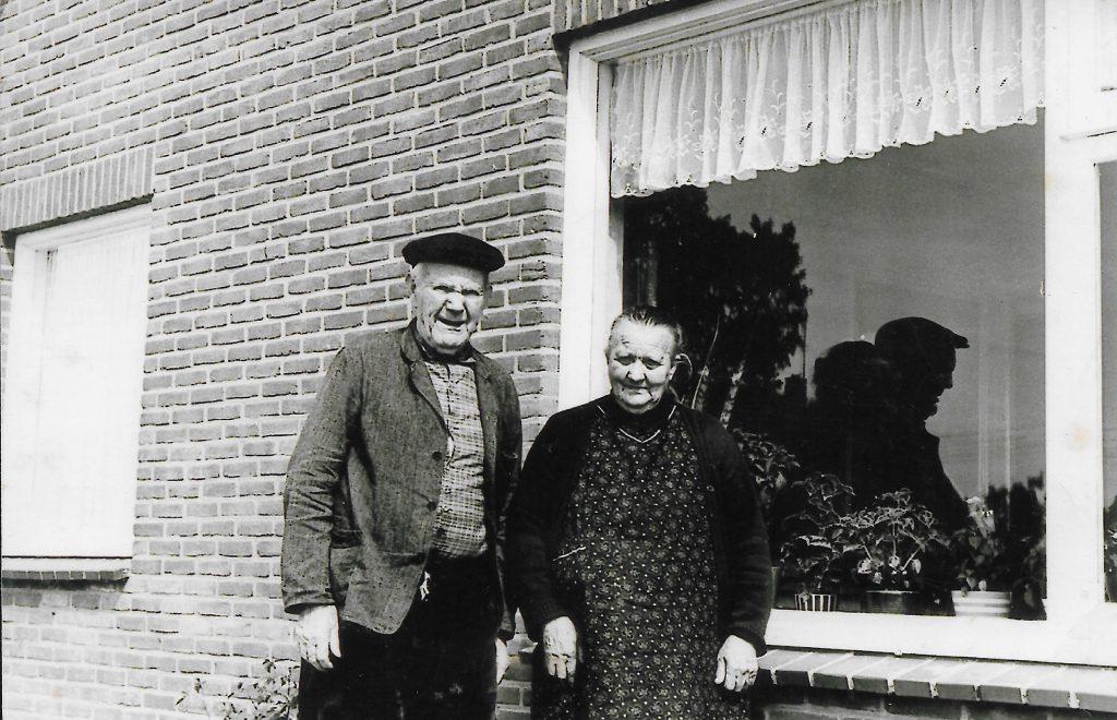 Harm Korblet en Catharina-Dekker
